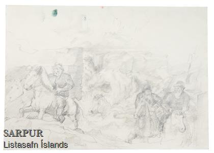 Beisli, Hattur, Hestur, Maður