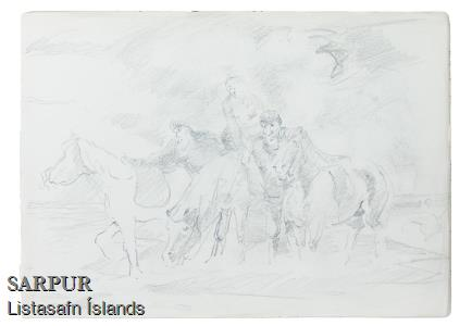 Hestur, Maður