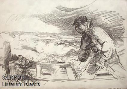 Bátur, Maður